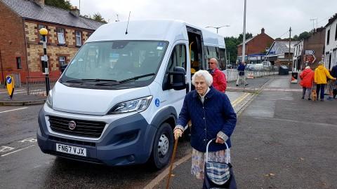 New Minibus Link Starts